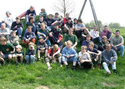 """Jugendcamp Regionalanglerverband """"Süd-West-Mecklenburg"""" e.V."""